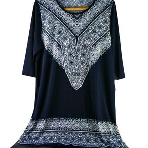 5th & love embellished dress no belt included